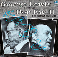 "George Lewis Vinyl 12"" (New)"
