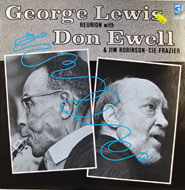 "George Lewis Vinyl 12"" (Used)"