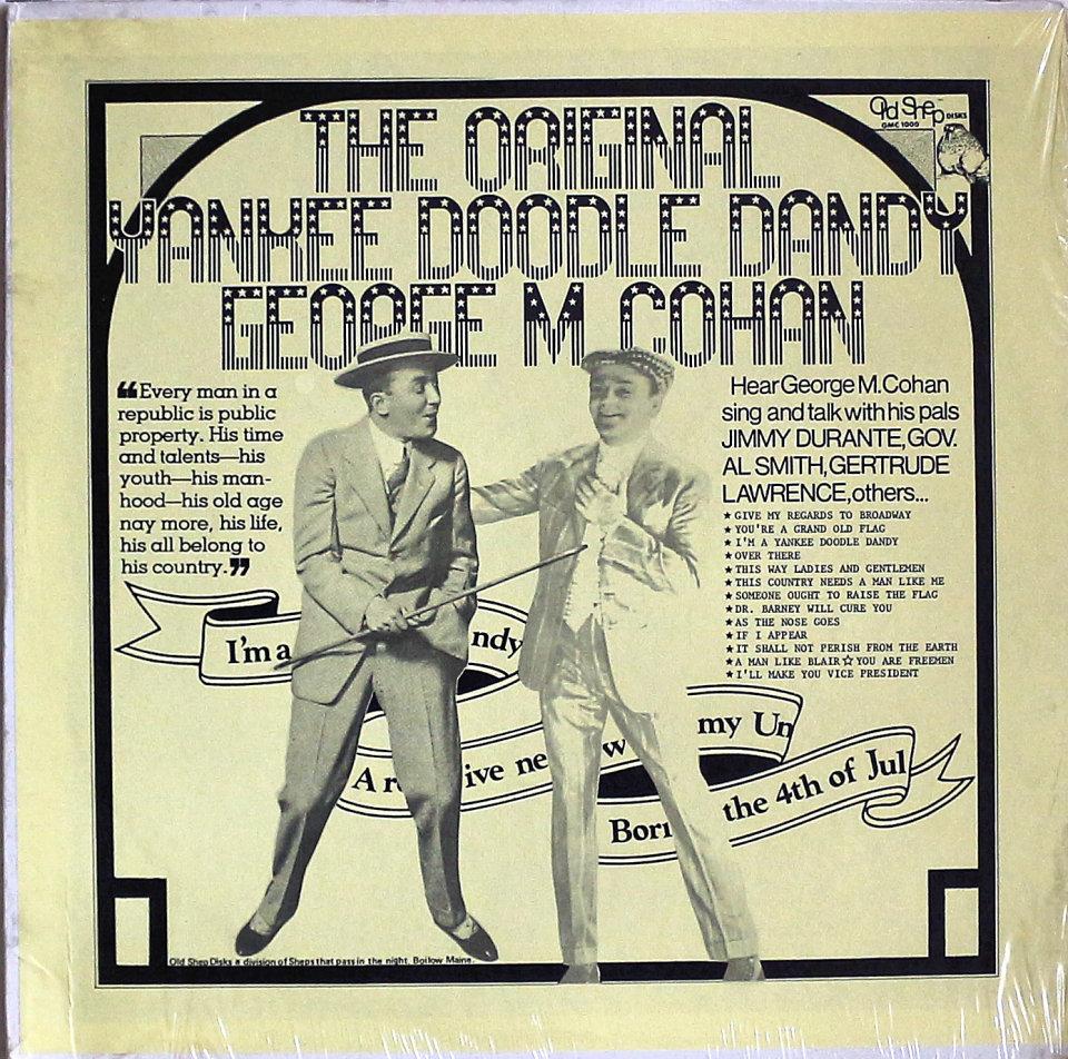 "George M. Cohen Vinyl 12"" (New)"