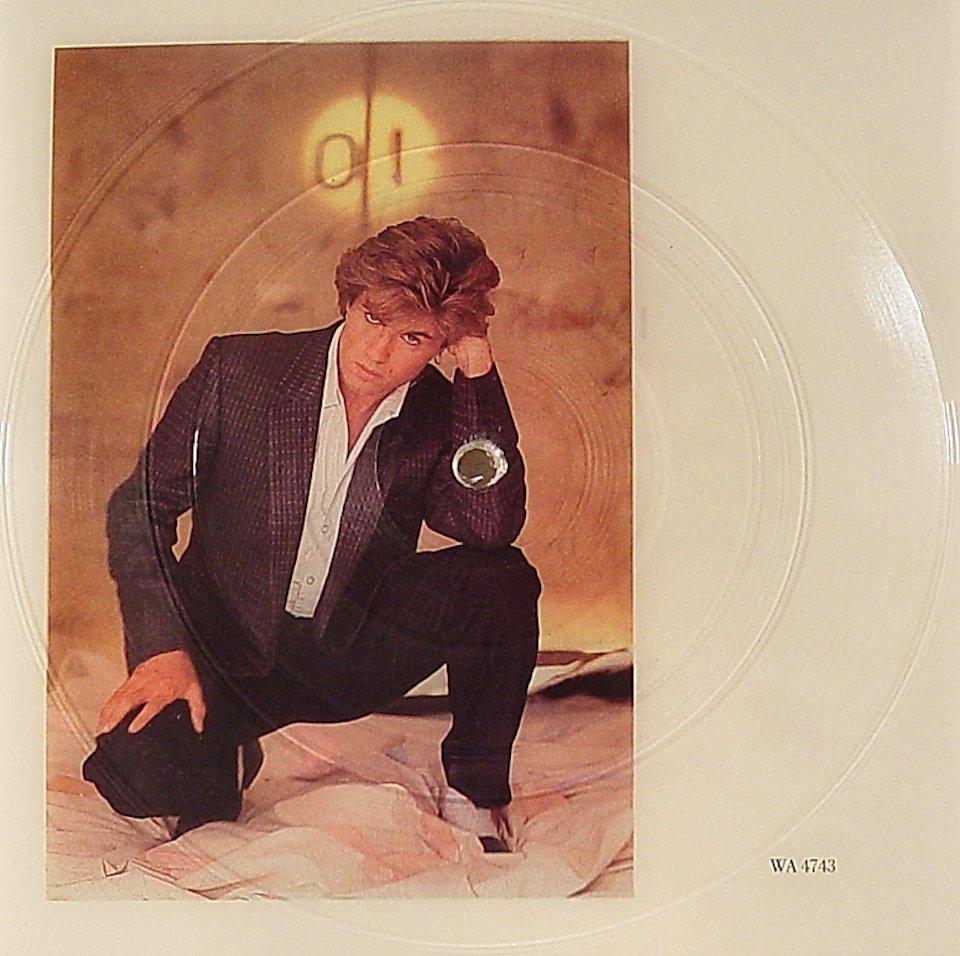 "George Michael Vinyl 7"" (New)"