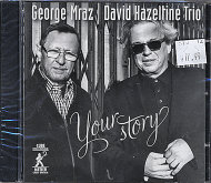 George Mraz / David Hazeltine Trio CD