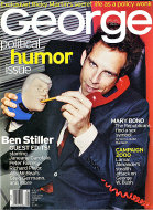 George: Political Humor Issue Magazine