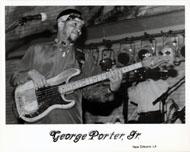 George Porter Jr. Promo Print