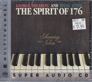 George Shearing & Hank Jones CD