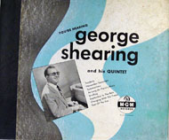 George Shearing And His Quintet 78