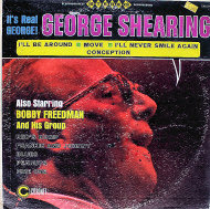 "George Shearing / Bobby Freedman Vinyl 12"" (Used)"
