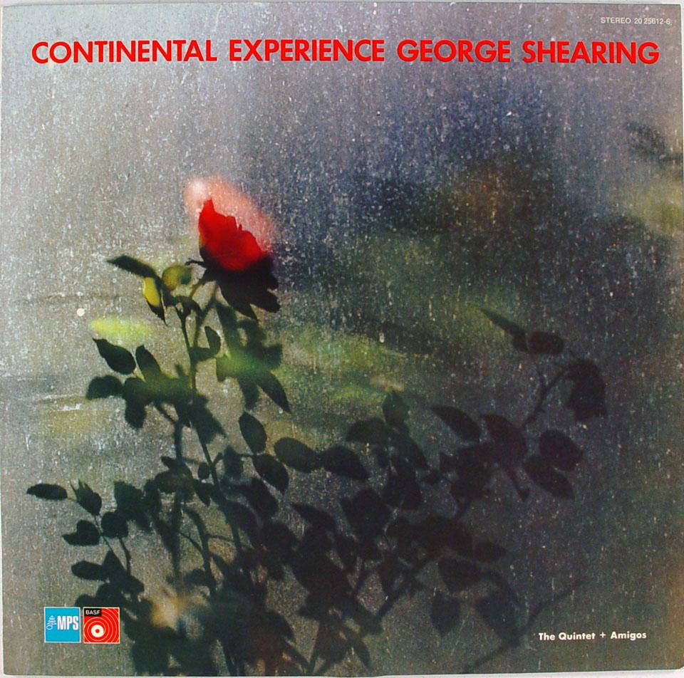 "George Shearing Quintet Vinyl 12"" (Used)"