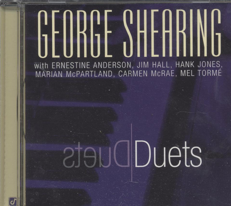 George Shearing CD