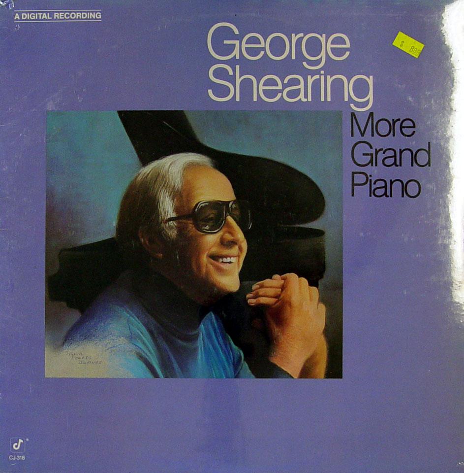 "George Shearing Vinyl 12"" (New)"