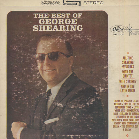 "George Shearing Vinyl 7"" (Used)"