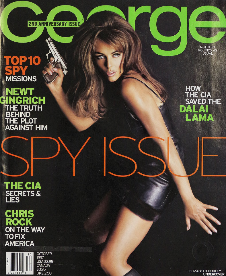 George: Spy Issue