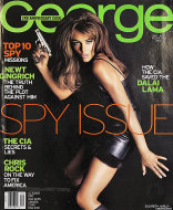 George: Spy Issue Magazine