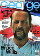 George: Summer Thriller Issue Magazine