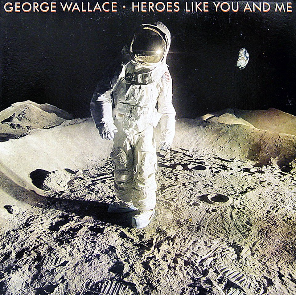 "George Wallace Vinyl 12"" (Used)"