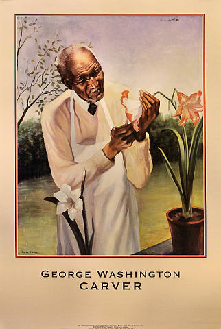 George Washington Carver Poster