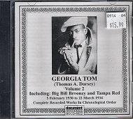 Georgia Tom Vol. 2 (1930 - 1934) CD