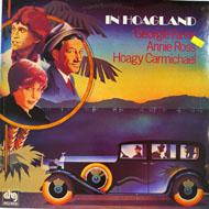 "Georgie Fame / Annie Ross / Hoagy Carmichael Vinyl 12"" (Used)"