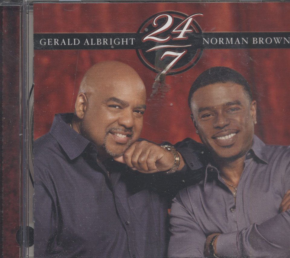 Gerald Albright / Norman Brown CD