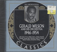 Gerald Wilson And His Orchestra CD