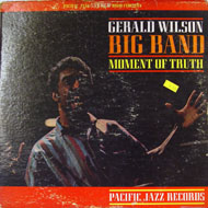 "Gerald Wilson Big Band Vinyl 12"" (Used)"