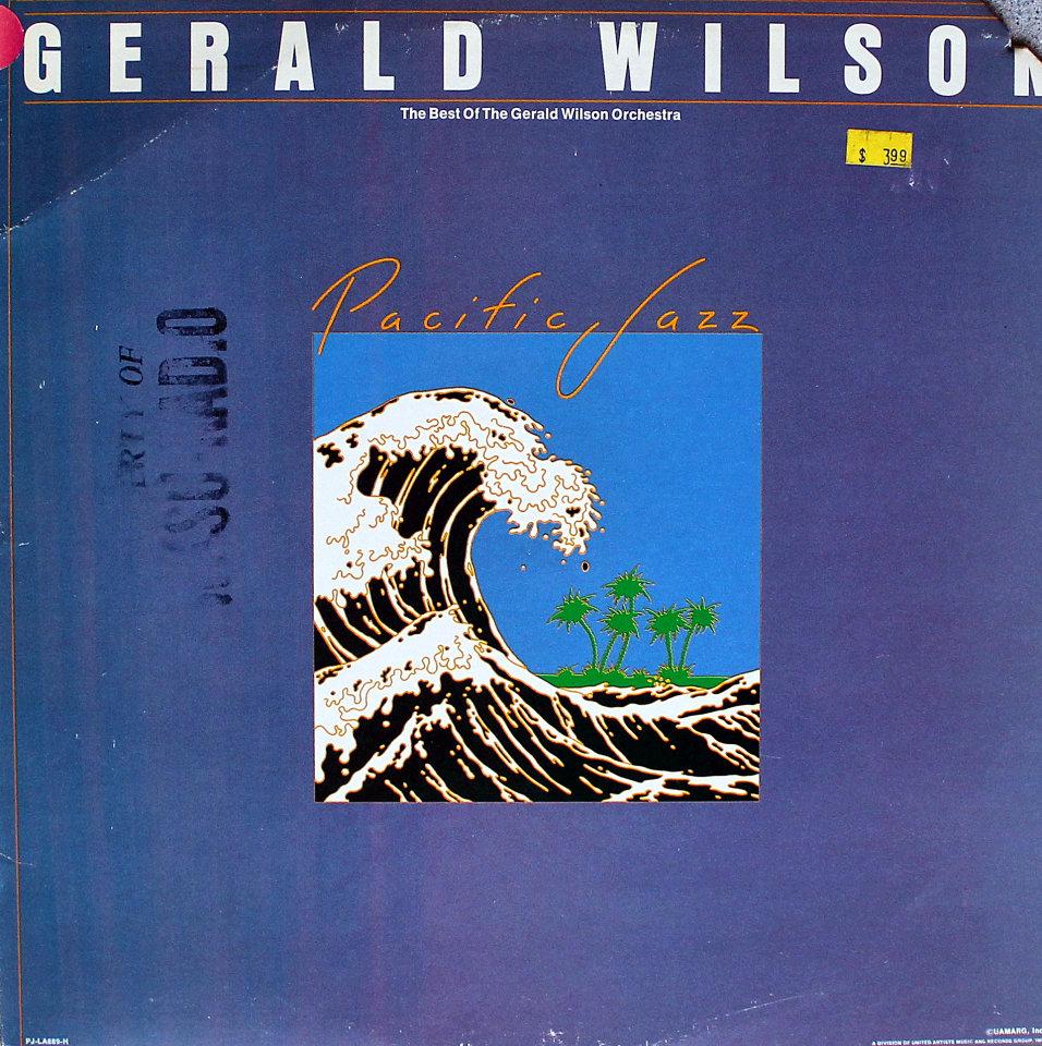 "Gerald Wilson Orchestra Vinyl 12"" (Used)"