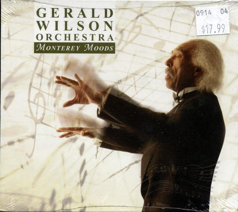 Gerald Wilson CD