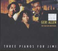 Geri Allen CD