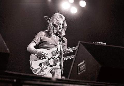 Gerry Beckley Fine Art Print