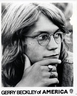Gerry Beckley Promo Print