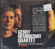 Gerry Hemingway Quartet CD