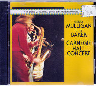 Gerry Mulligan / Chet Baker CD