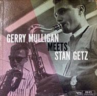 "Gerry Mulligan / Stan Getz Vinyl 12"" (Used)"