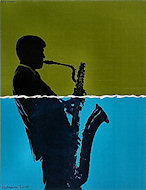 Gerry Mulligan Poster