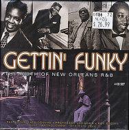 Gettin' Funky CD