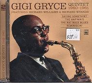Gigi Gryce Quintet CD