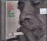 Gil Scott-Heron CD