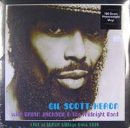 """Gil Scott-Heron Vinyl 12"""" (New)"""