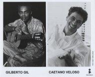 Gilberto Gil Promo Print