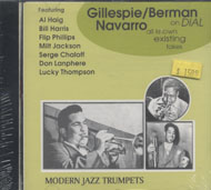 Gillespie / Berman / Navarro CD