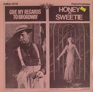 """Give My Regards To Broadway / Honey Sweetie Vinyl 12"""" (New)"""