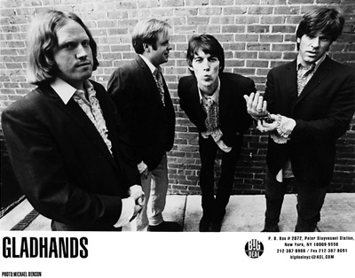 Glad Hands Promo Print