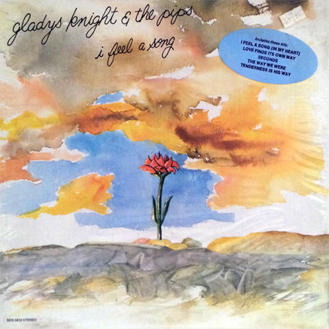 "Gladys Knight and the Pips Vinyl 12"" (New)"