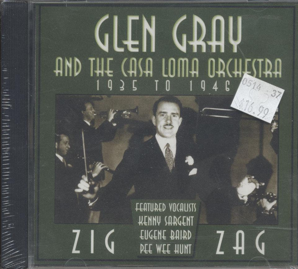 Glen Gray and the Casa Loma Orchestra CD