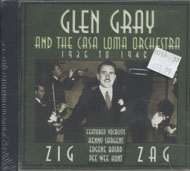 Glen Gray and the Casa Loma Orchestra CD