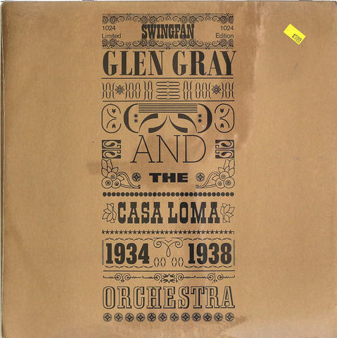 "Glen Gray Vinyl 12"" (New)"