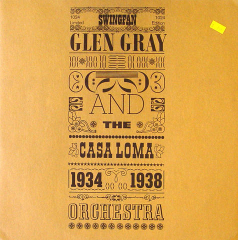 "Glen Gray Vinyl 12"" (Used)"