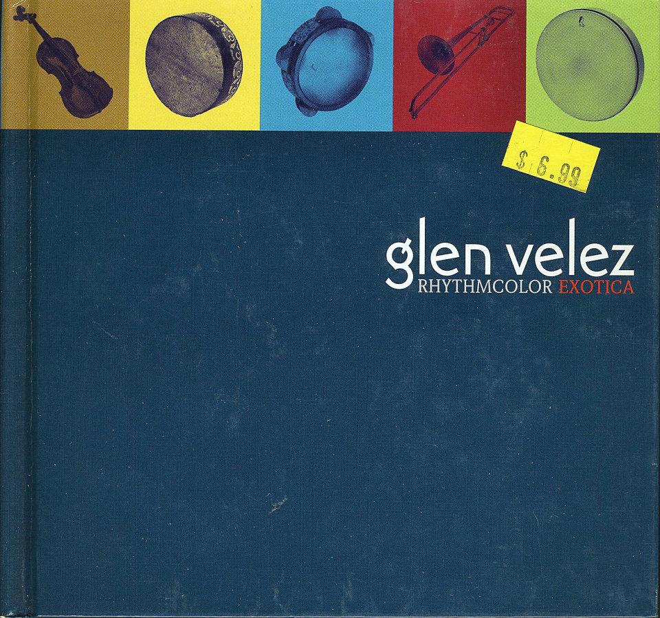 Glen Velez CD
