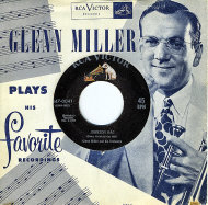 "Glenn Miller and His Orchestra Vinyl 7"" (Used)"