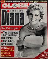 Globe: Diana Magazine