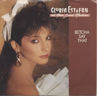 "Gloria Estefan & Miami Sound Machine Vinyl 7"" (Used)"